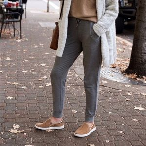 UGG Suede Slip On Sneaker Chestnut Color